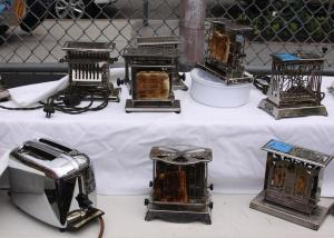 Vintage Toasters