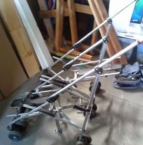 stroller frames